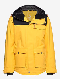 ROAM Jacket - skijacken - daffodil