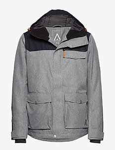 ROAM Jacket - skijacken - grey melange