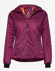 BLISS Jacket - vestes de ski - tibetan red