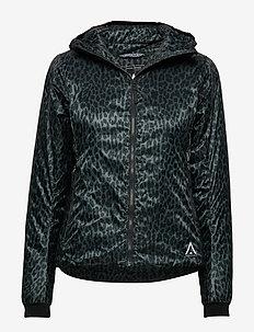 CUB Jacket - skijakker - black leo