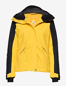 BASE Jacket - insulated jackets - daffodil