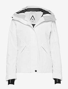 BASE Jacket - thermojacken - white