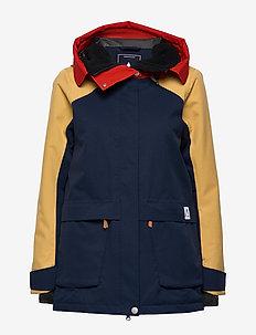 BLAZE Jacket - skijakker - blue iris