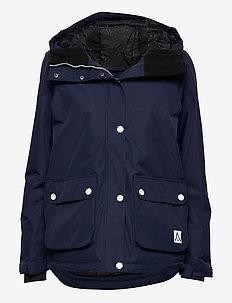 IDA Jacket - BLUE IRIS