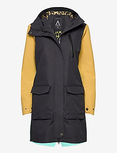 Gust Parka - parkas - antracithe