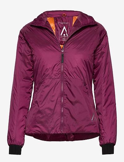 BLISS Jacket - skijakker - tibetan red