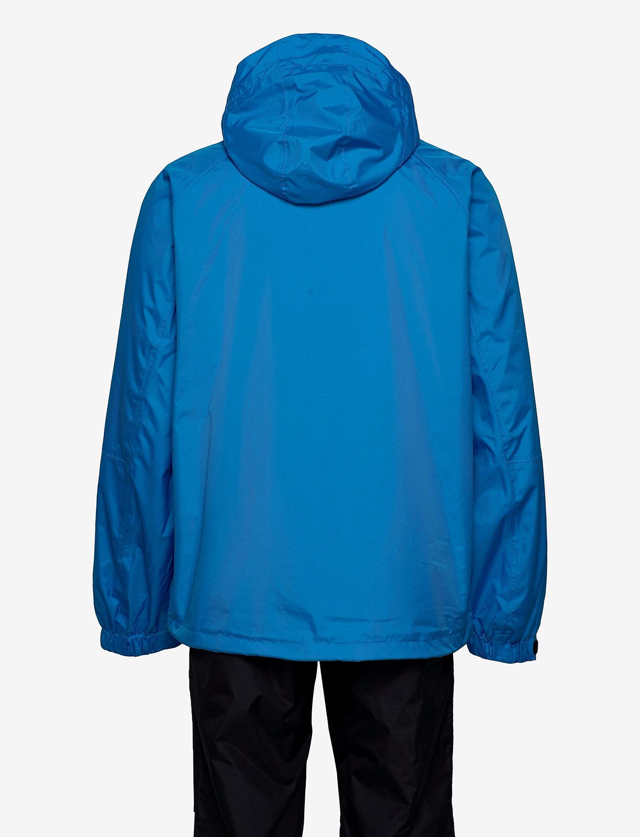 Weather Report - Jagger M AWG Rain Set W-PRO 10000 - spodnie wodoodporne - brilliant blue - 1