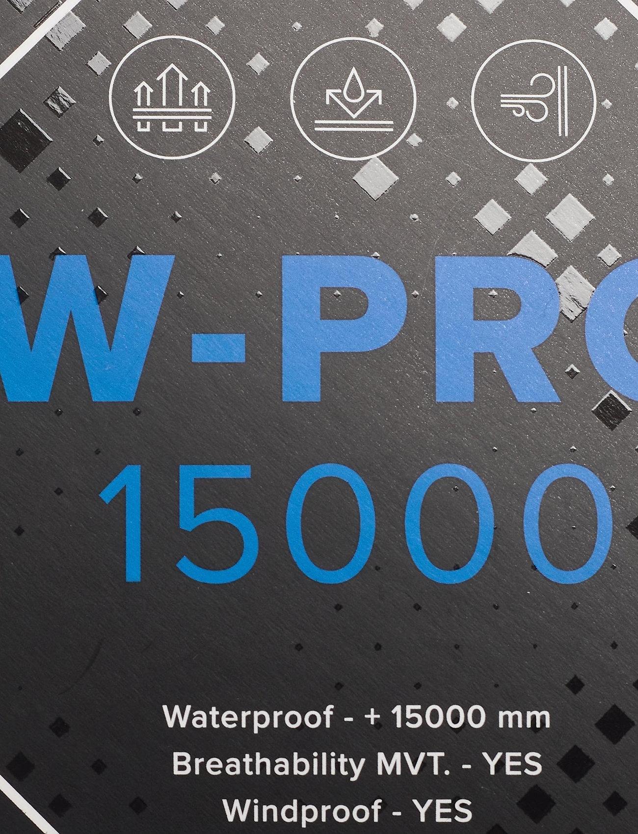 Weather Report - Delton M AWG Jacket W-PRO 15000 - regenjassen - black - 3