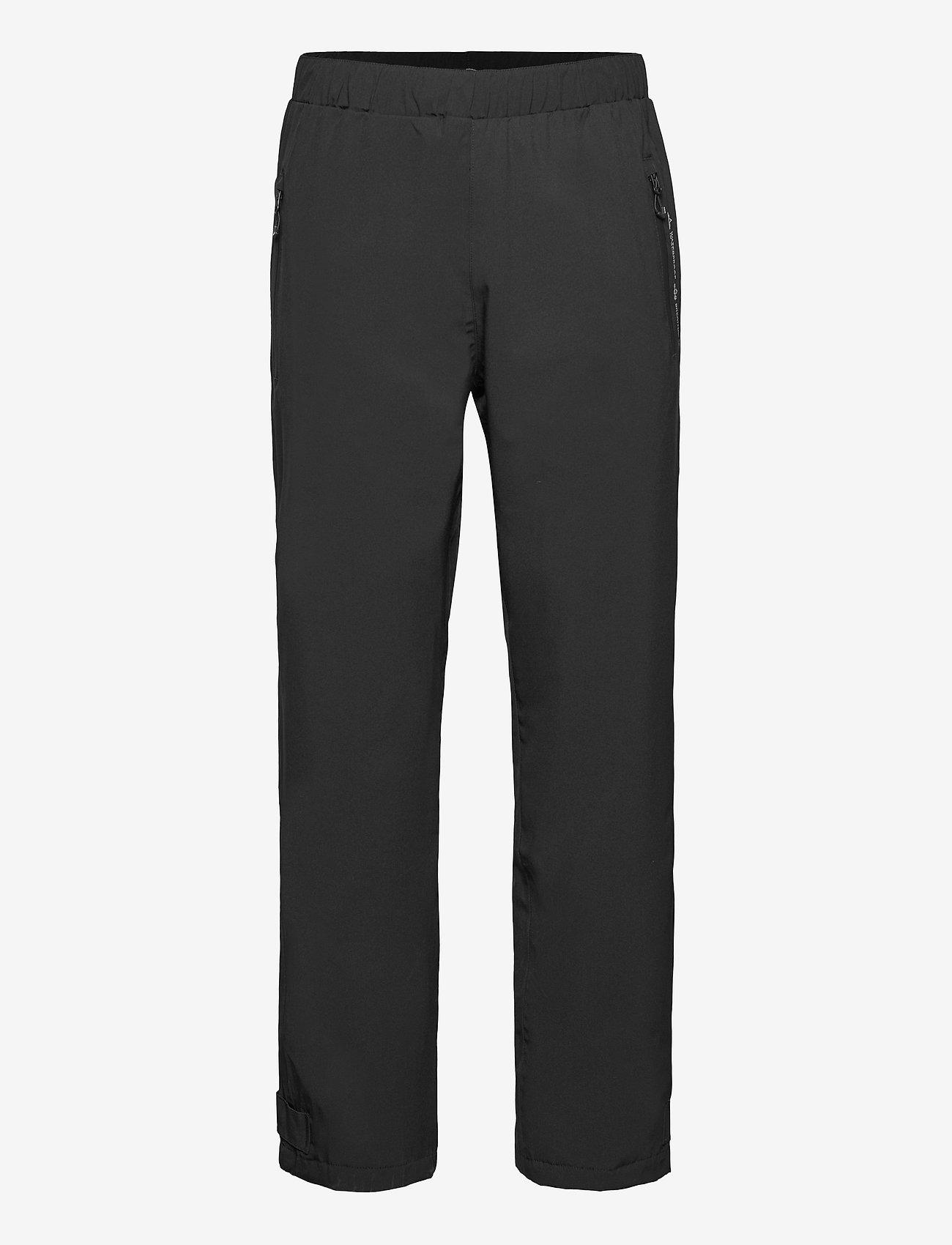 Weather Report - Delton M AWG Pants W-PRO 15000 - pantalon déperlant - black - 0