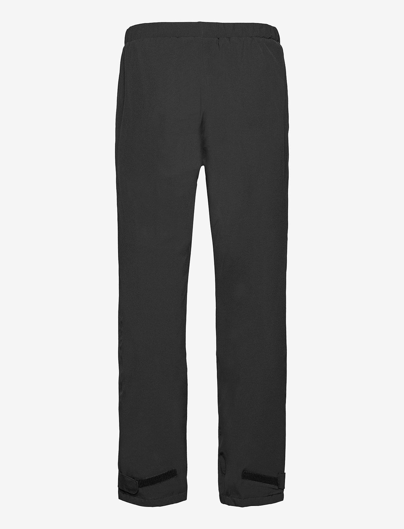 Weather Report - Delton M AWG Pants W-PRO 15000 - pantalon déperlant - black - 1