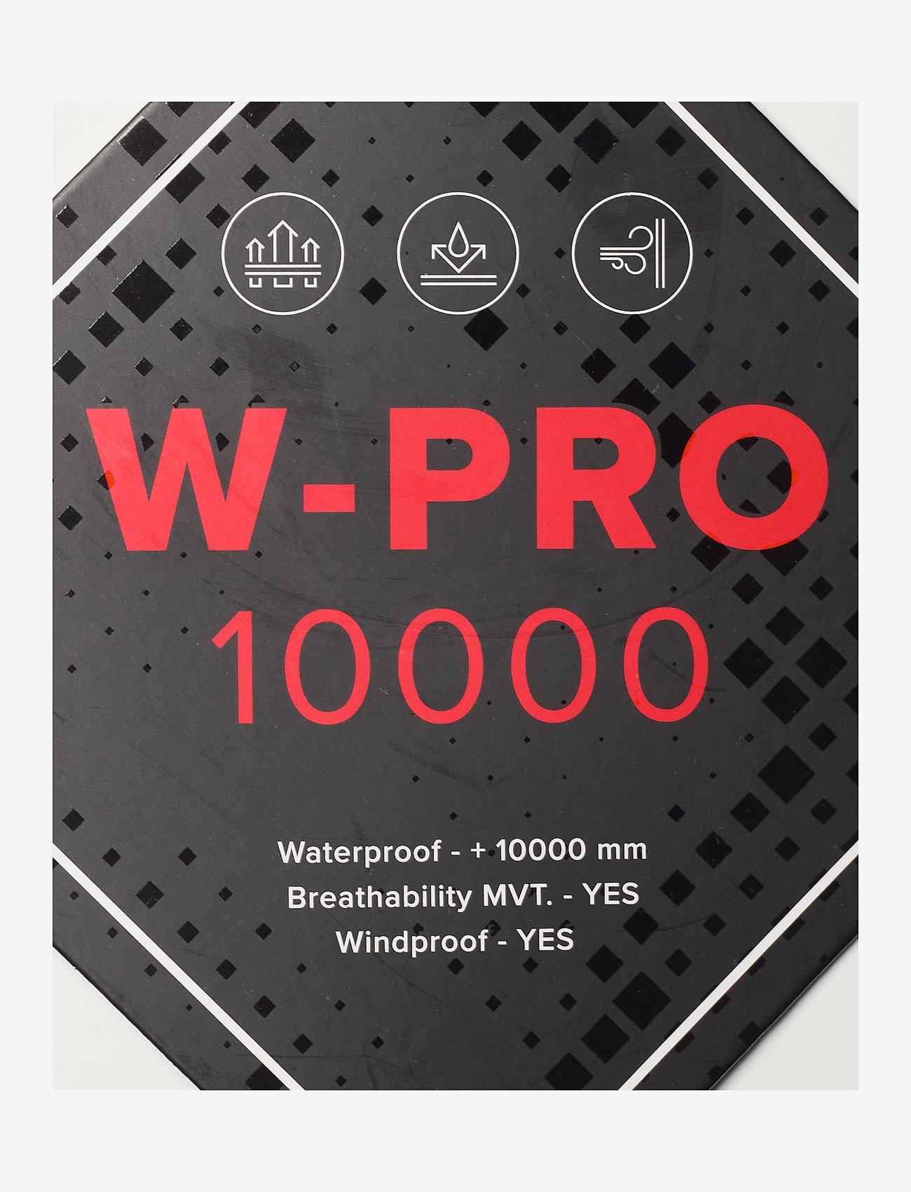 Weather Report - Jagger M AWG Rain Set W-PRO 10000 - pantalon déperlant - black - 4
