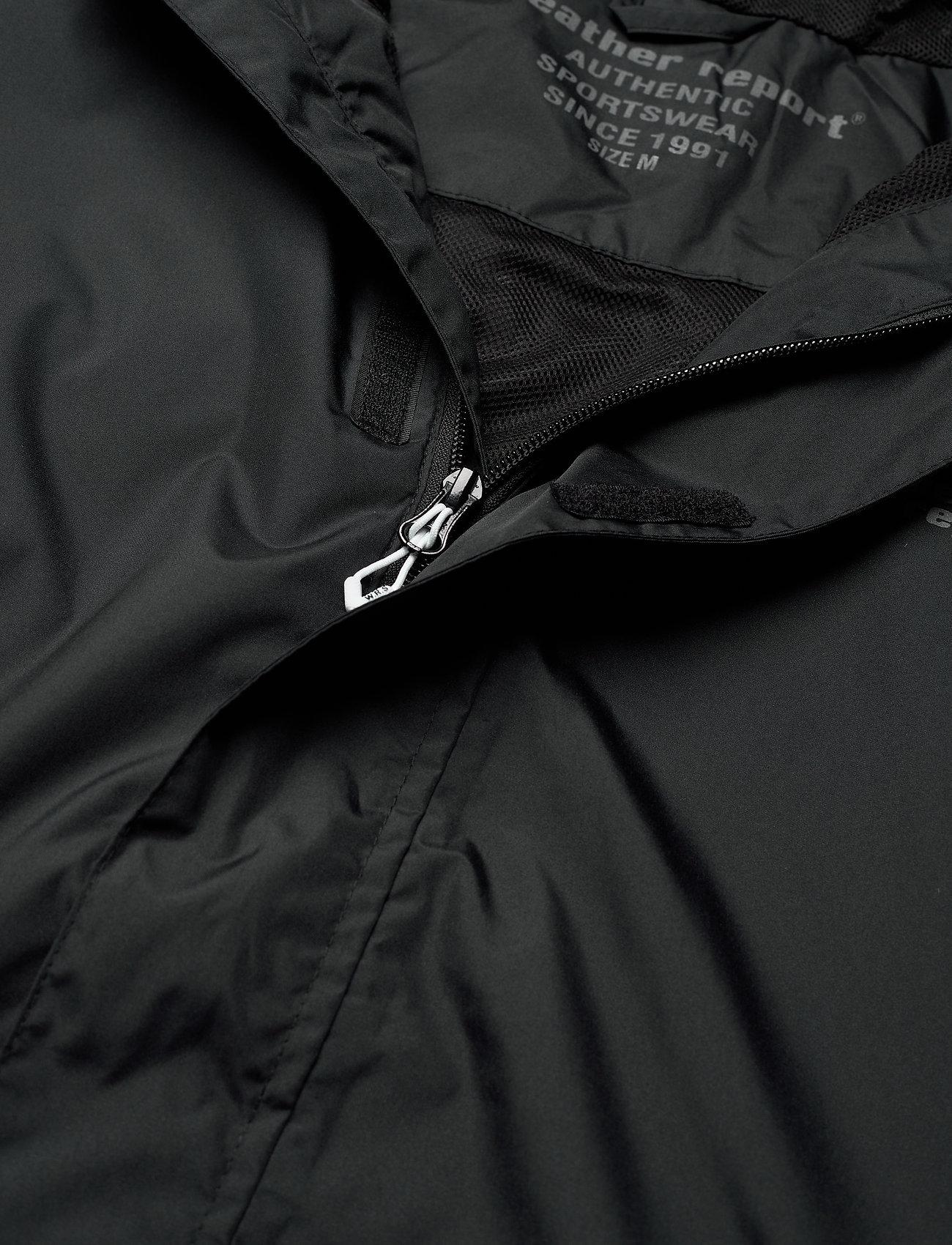 Weather Report - Jagger M AWG Rain Set W-PRO 10000 - pantalon déperlant - black - 5