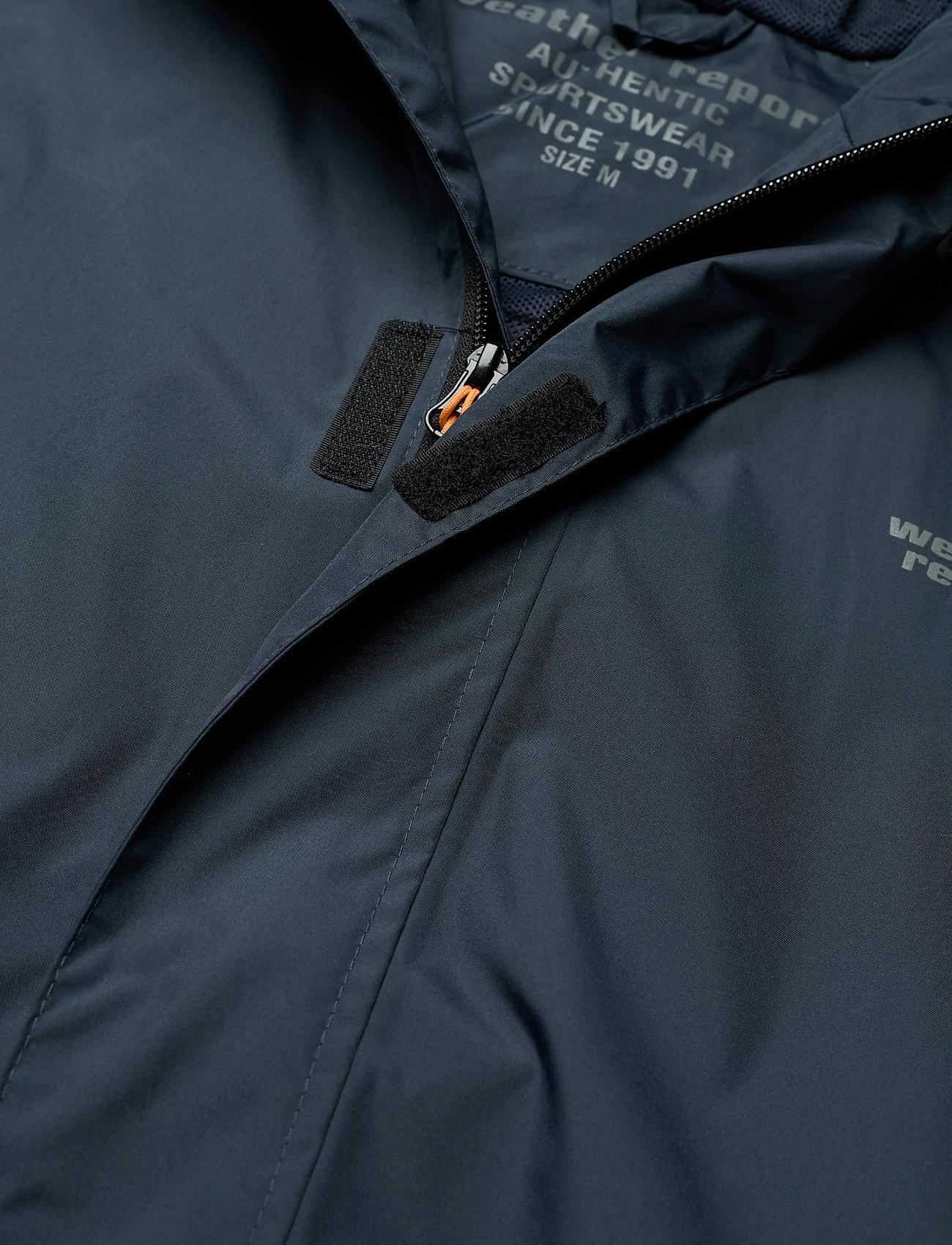 Weather Report - Jagger M AWG Rain Set W-PRO 10000 - pantalon déperlant - midnight navy - 5
