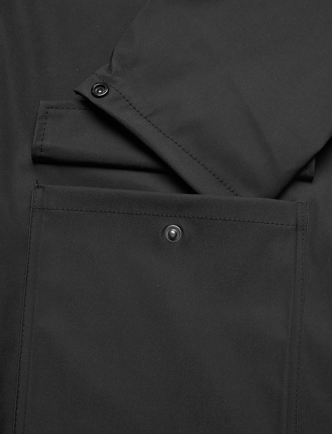 Weather Report - Erik M Dull PU Jacket W-PRO 5000 - płaszcze przeciwdeszczowe - black - 3