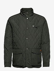 Weather Report - Fraser mens Jacket - pikowana - dark green - 0