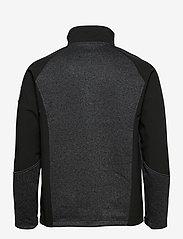 Weather Report - Jorg Mens softshell jkt - basic-sweatshirts - black - 1