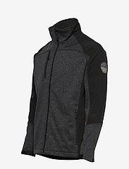Weather Report - Jorg Mens softshell jkt - basic-sweatshirts - black - 2