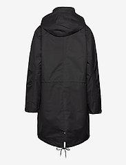 Weather Report - Daniella W Jacket - manteaux de pluie - black - 1