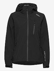 Camelia W AWG Jacket W-PRO 15000 - BLACK