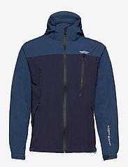 Delton M AWG Jacket W-PRO 15000 - NAVY BLAZER