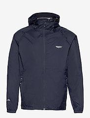 Morisee Unisex Packable AWG Jacket W-PRO 10000 - NAVY BLAZER