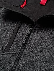 Weather Report - Jorg Mens softshell jkt - basic-sweatshirts - black - 4