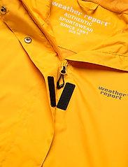Weather Report - Carlene W AWG Rain Set W-PRO 10000 - manteaux de pluie - golden rod - 4