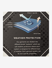 Weather Report - Jagger M AWG Rain Set W-PRO 10000 - spodnie wodoodporne - brilliant blue - 4