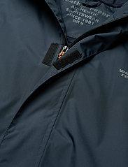 Weather Report - Jagger M AWG Rain Set W-PRO 10000 - regnbukser - midnight navy - 5