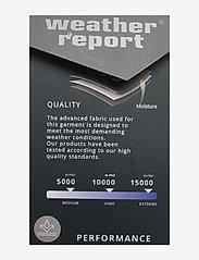 Weather Report - Delton M AWG Jacket W-PRO 15000 - regenjassen - black - 5
