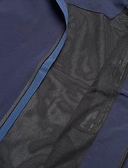 Weather Report - Delton M AWG Jacket W-PRO 15000 - regenjassen - navy blazer - 5