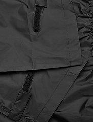 Weather Report - Morisee Unisex Packable AWG Pant W-PRO 10000 - regnbukser - black - 4