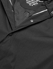 Weather Report - Erik M Dull PU Jacket W-PRO 5000 - płaszcze przeciwdeszczowe - black - 2