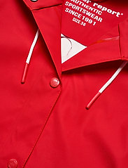 Weather Report - Tass W Dull PU Jacket W-PRO 5000 - manteaux de pluie - chinese red - 4