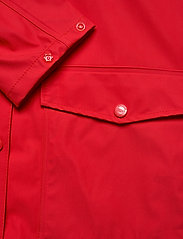 Weather Report - Tass W Dull PU Jacket W-PRO 5000 - manteaux de pluie - chinese red - 5