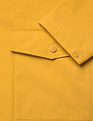 Weather Report - Tass W Dull PU Jacket W-PRO 5000 - manteaux de pluie - golden rod - 3