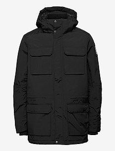 Benni  M Jacket - parka's - black