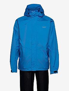 Jagger M AWG Rain Set W-PRO 10000 - spodnie wodoodporne - brilliant blue