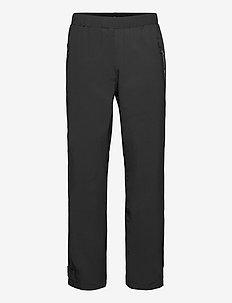 Delton M AWG Pants W-PRO 15000 - regnbukser - black
