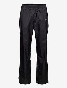 Morisee Unisex Packable AWG Pant W-PRO 10000 - waterproof trousers - black