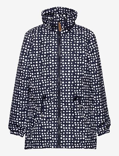 Casandra Girls Junior Jacket - kurtki przejściowe - navy dot