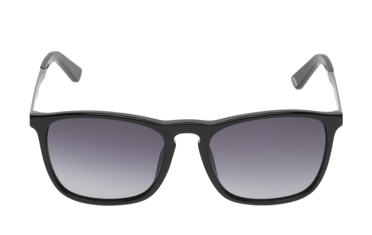 Web Eyewear WE0154 - 01B -SHINY BLACK / GRADIENT SMOKE