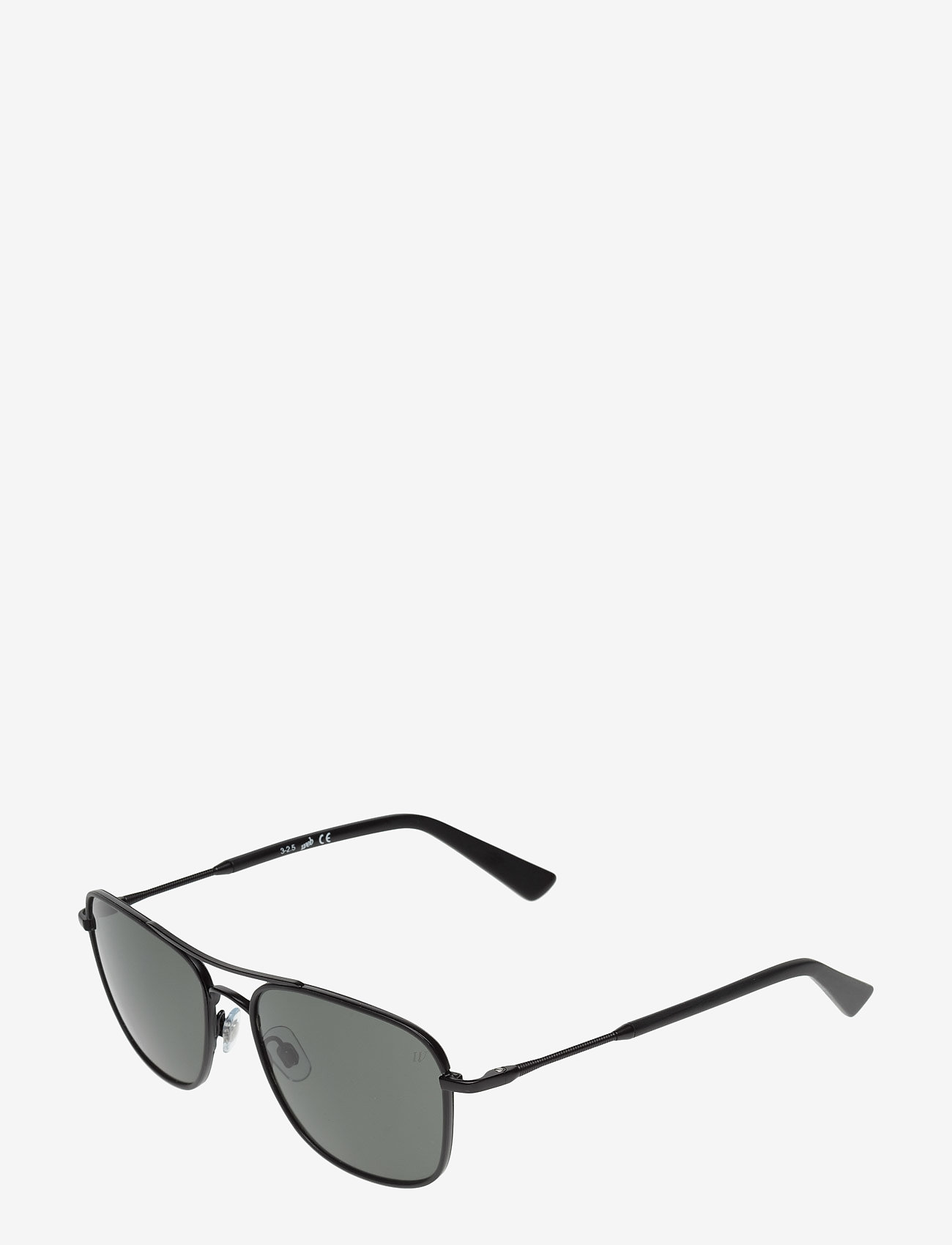 Web Eyewear - WE0163 - okulary przeciwsłoneczne w kształcie litery d - 02n -matte black / green - 1