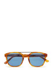 WE0156 - 53V -BLONDE HAVANA / BLUE