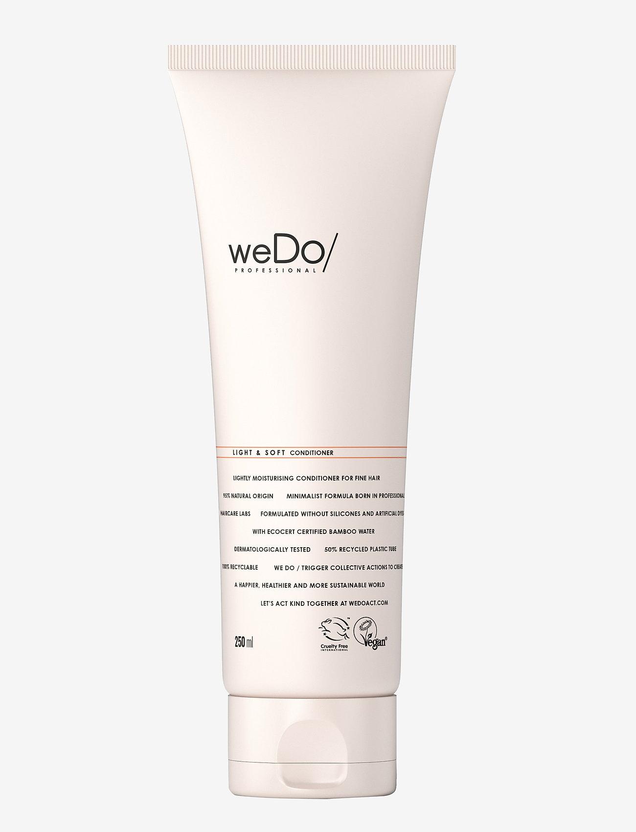 weDo Professional - weDo Professional Light & Soft Conditioner 250ml - balsam - no colour - 0
