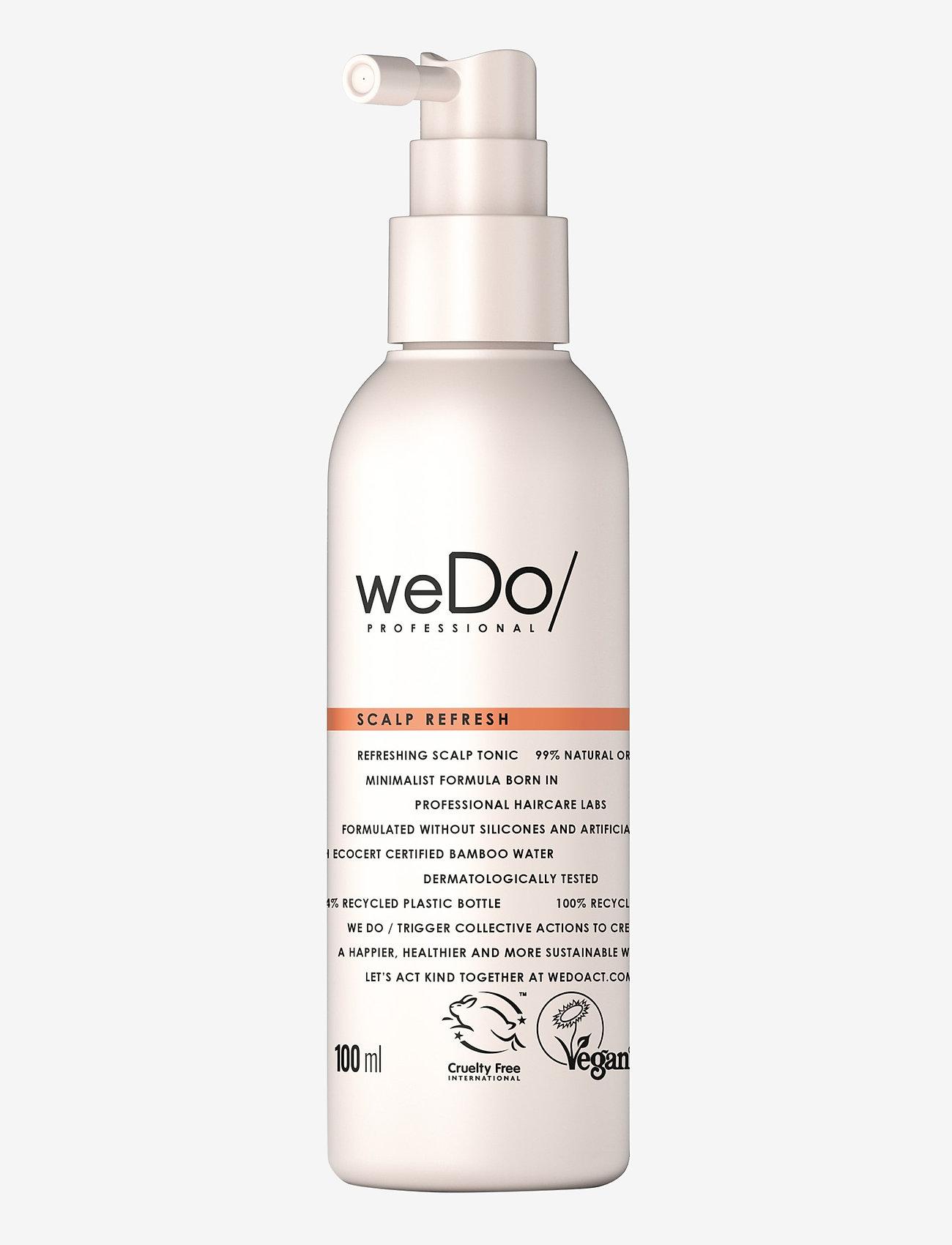 weDo Professional - weDo Professional Scalp Refresher 100ml - behandling - no colour - 0