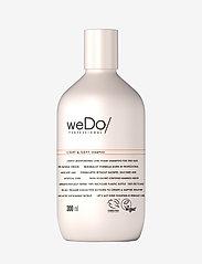 weDo Professional - weDo Professional Light & Soft Shampoo 300ml - shampoo - no colour - 0