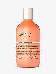 weDo Professional - weDo Professional Moisture & Shine Shampoo 300ml - shampoo - no colour - 0
