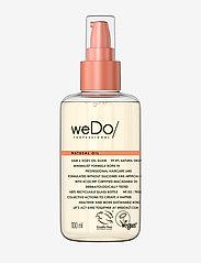 weDo Professional - weDo Professional Natural Hair & Body Oil Elixir 100ml - håroljor - no colour - 0