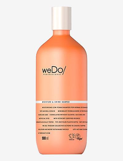 weDo Professional Moisture & Shine Shampoo 900ml - shampoo - no colour